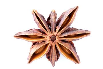Badian - chinese anise - close up