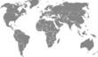 Weltkarte Grenzen
