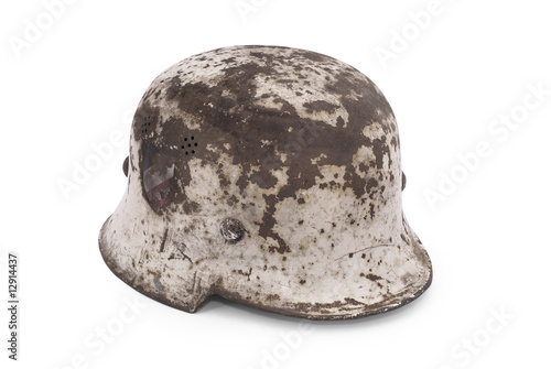 German battle helmet (model M40)