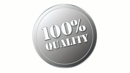 Siegel oder Stempel mit 100% Qualität
