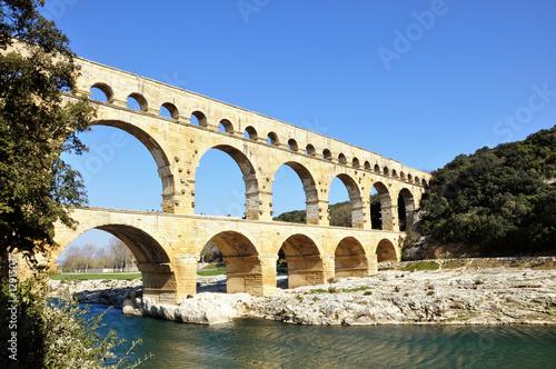 Aqueduc du pont du Gard