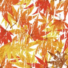 maple grunge seamless background