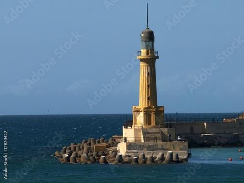 Papiers peints Egypte lighthouse
