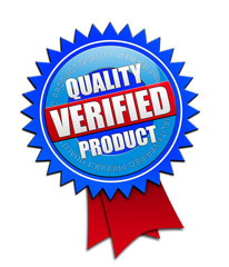 quality verified product