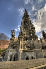 Memorial of Franz Joseph I of Austria in Prague