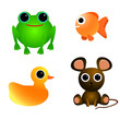 Cute Animal Set 1