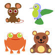 Cute Animal Set 2