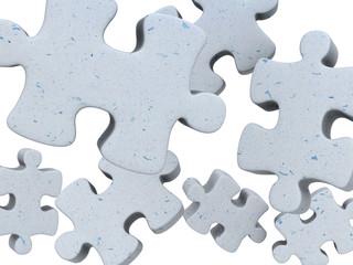 Puzzles rojo