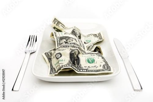 money salad