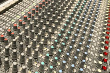 Sound mixerl.