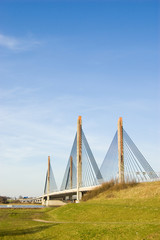 Bridge in Zaltbommel, Netherlands