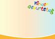 Flyer Hintergrund / Handzettel Kinder Geburtstag