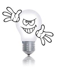 ampoule acceuil