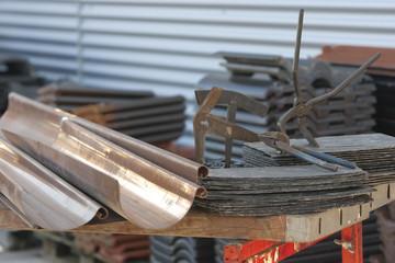 Dachdecker Werkzeug