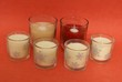 Different kinds of new candles