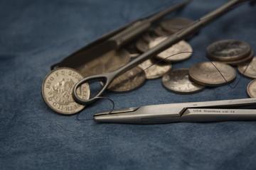 coins - surgery 1