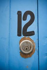 Boat shed number 12
