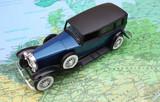 modèle réduit voiture de collection poster