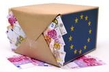 EU Konjunkturpaket - Economic Stimulation Package poster