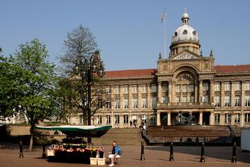 Art Gallery, Concil Offices ,Victoria Square, Birmingham, GB