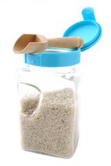 Gros sel en bocal