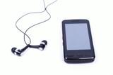 téléphone portable nouvelle génération poster