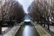 canal saint martin HDR