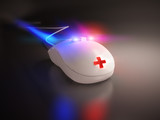 High speed emergency mouse