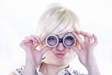 Designerbrille