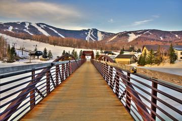 Bridge to Winter Sports