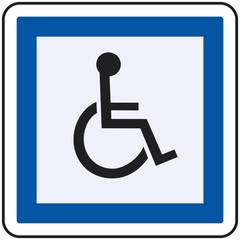 accessible pour personnes handicapées