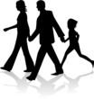 Family Silhouettes 2