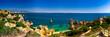 Leinwandbild Motiv Algarve, part of Portugal, travel target, verry nice
