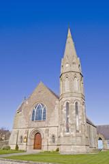local Scottish church
