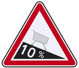 la baisse du pouvoir d'achat