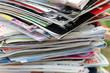 empilement de revues