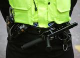 Britské policisty