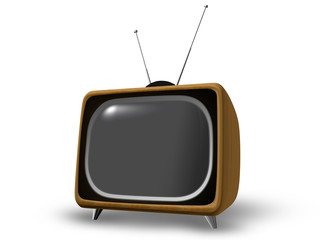TELEVISION RETRO ANTIGUA