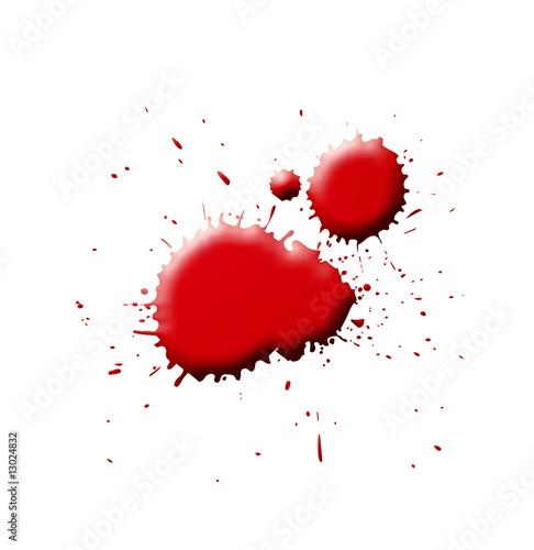 Blut...
