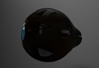 black & blue webcamera 3
