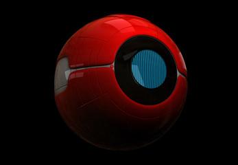 red webcamera 4