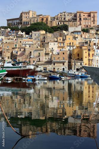 small Italian port