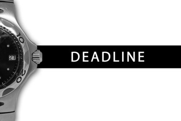 Black Deadline Strap
