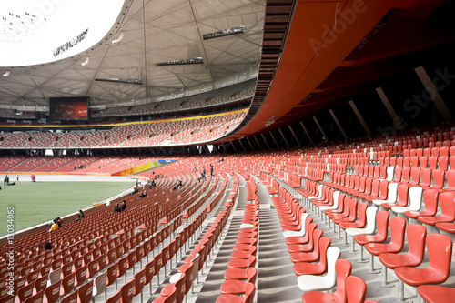 Foto op Canvas Stadion National Olympic Stadium