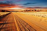 Fototapete Ocolus - Afrika - Sandwüste