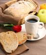 Breakfast for lovers