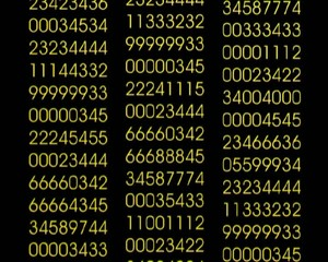 Animation of Numbers