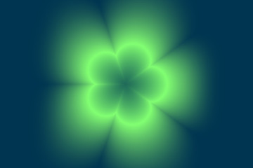 Digital flower