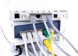 Router/Ethernet Switch poster