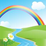 Fototapety Regenbogen